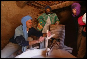 Said Jarara et Aazab Aventure, trekking au maroc