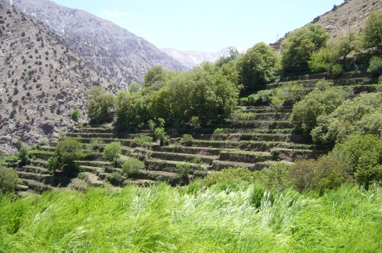 Randonnée dans la vallée du Zat