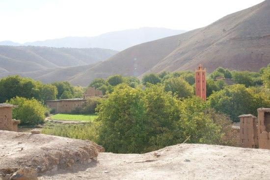 Riche vallée des Ait Bougmez - Maroc