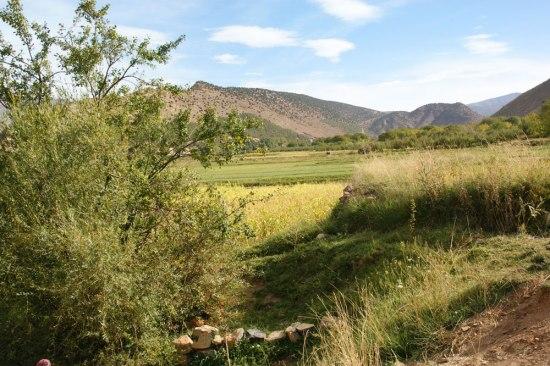 Partez en trek au Maroc et découvrez la Vallée des Ait Bougmez