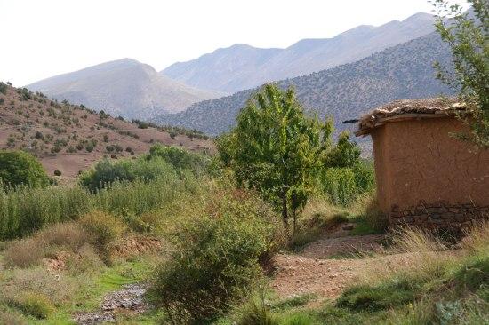 Trek en famille au coeur de la Vallée des Ait Bougmez - Maroc
