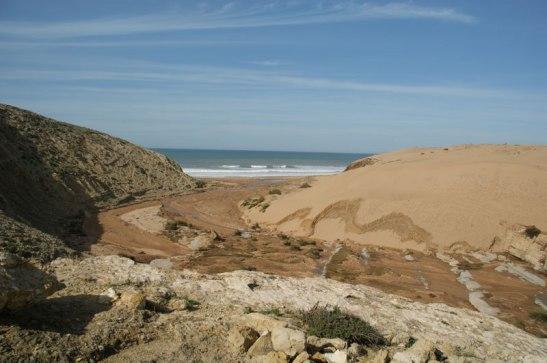 Cascades de Sidi M'barek - Essaouira - Sidi Kaouki